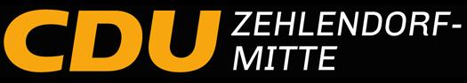 Logo von CDU ORTSVERBAND ZEHLENDORF-MITTE