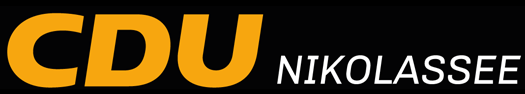 Logo von CDU ORTSVERBAND NIKOLASSEE